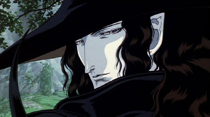 Vampire Hunter D - krwawy romans