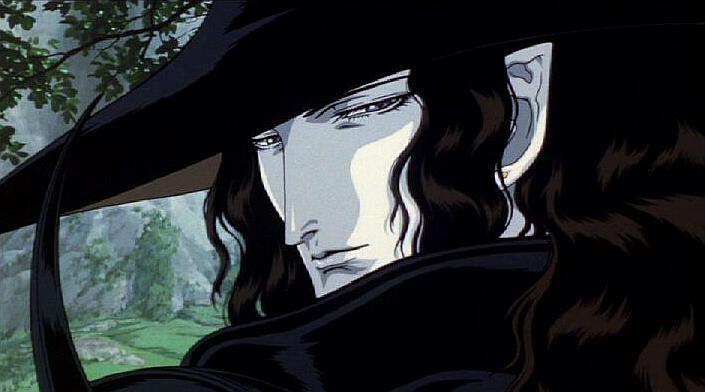 Vampire Hunter D - krwawy romans