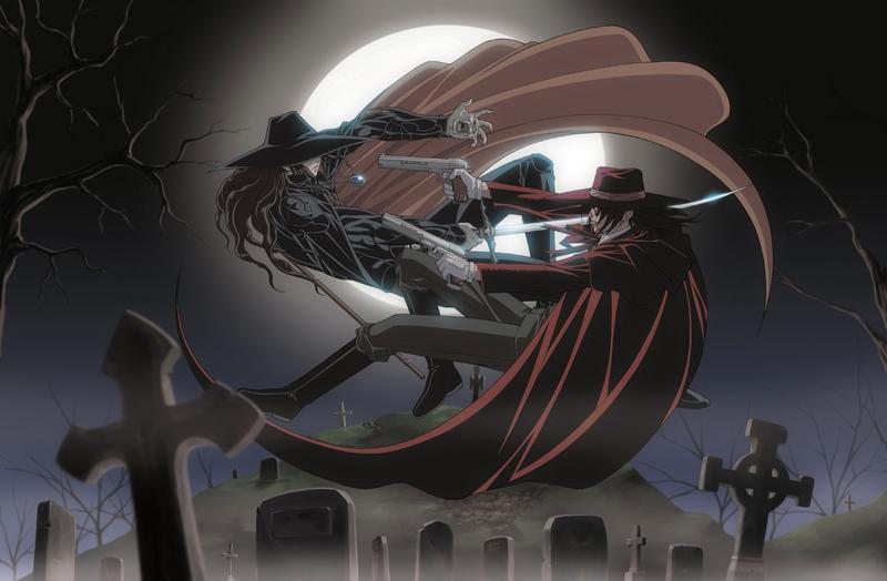 Vampire Hunter D: Żądza Krwi