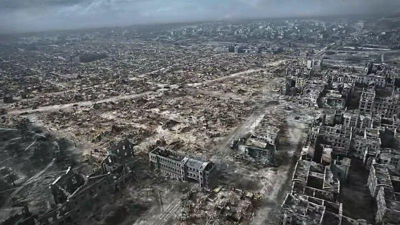 Warszawa 1945 - Miasto Ruin