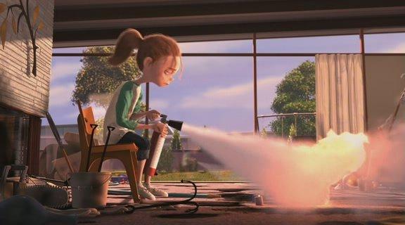 Pixar - Jack-Jack Attack