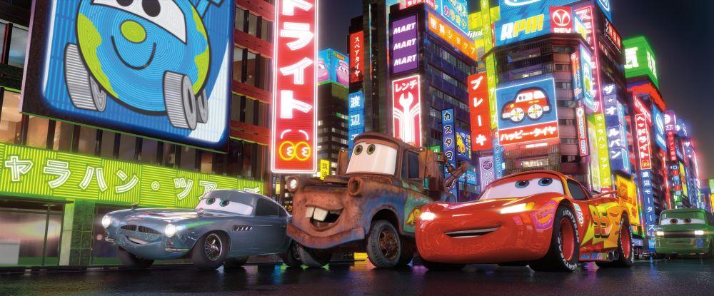 Auta 2 - film animowany