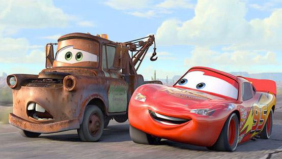 Cars - Auta 1 - film animowany