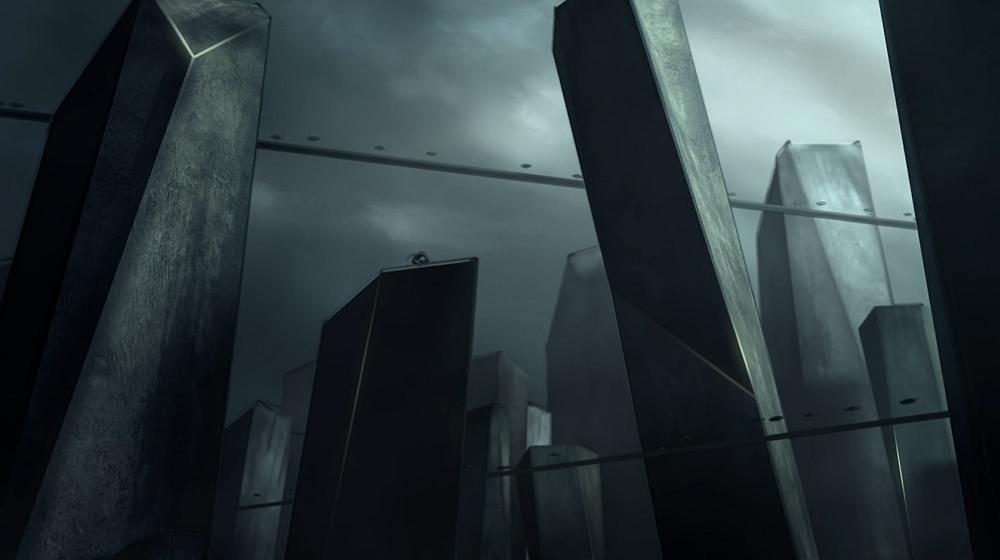 Exit - Léo Laparra, Victor de Kiss - animacja science-fiction