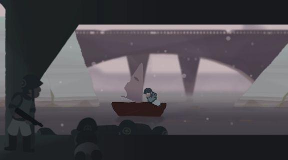mała łódź