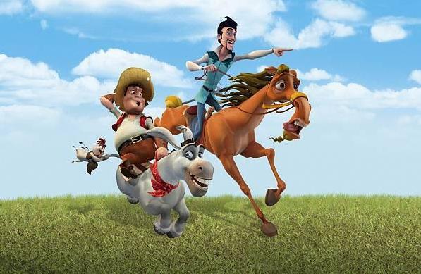 Don Chichot - film animowany