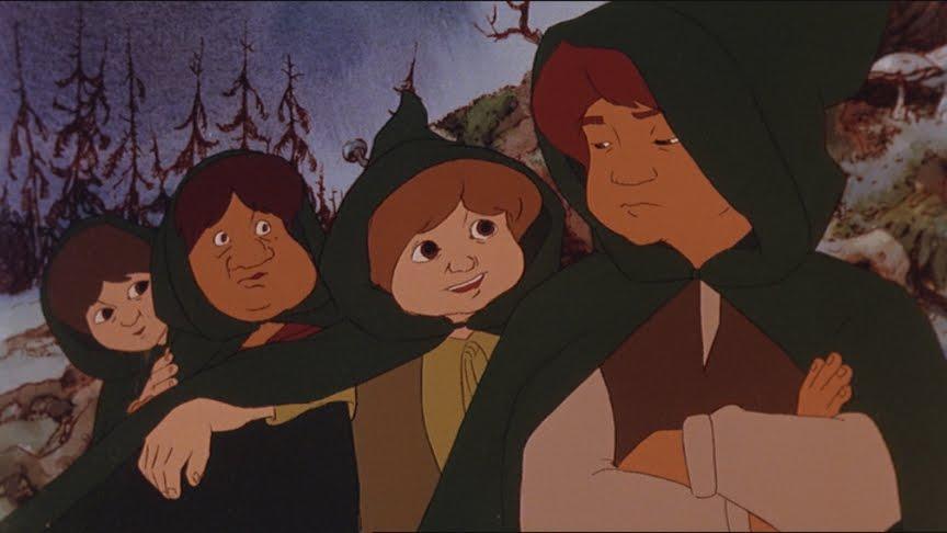 animowany Władca Pierścieni (1978)