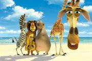 Madagaskar. Kultowy, śmieszny, animowany