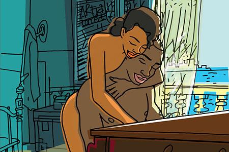 Roztańczona Kuba, rozśpiewany romans