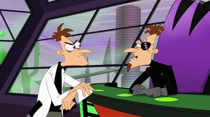 Fineasz i Ferb: banał od Disneya