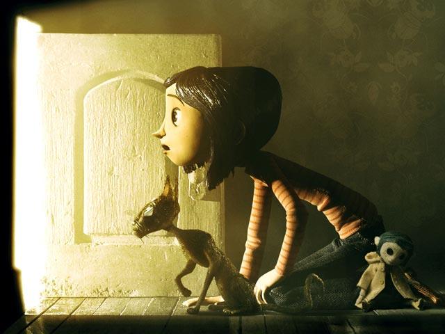 Co się czai za tajemniczymi drzwiami?