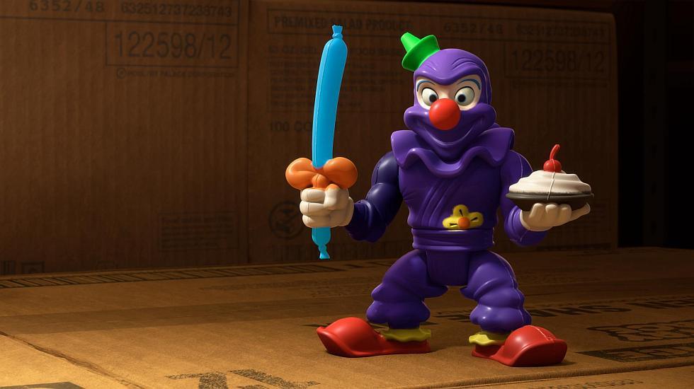 Toy Story: Zestaw pomniejszony / Toy Story Toons - Small Fry