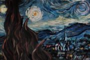 Interaktywny, animowany Vincent van Gogh