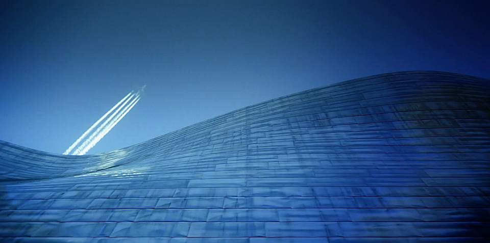Architektura. Czysto wizualna orgia