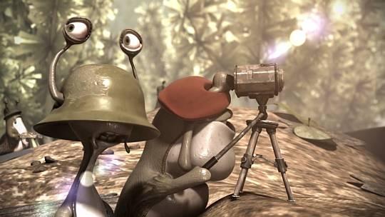 Ślimaki idą na wojnę