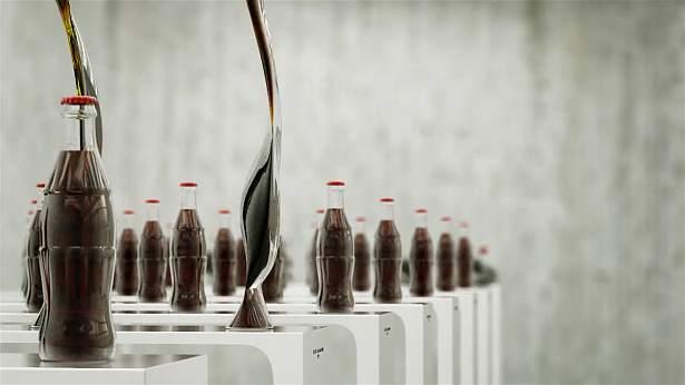 Tańcząca Coca-Cola
