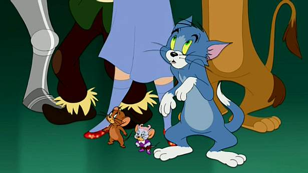 Ani Tom, ani Jerry, ani Oz
