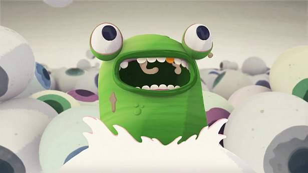 Najlepsza animacja marca 2012