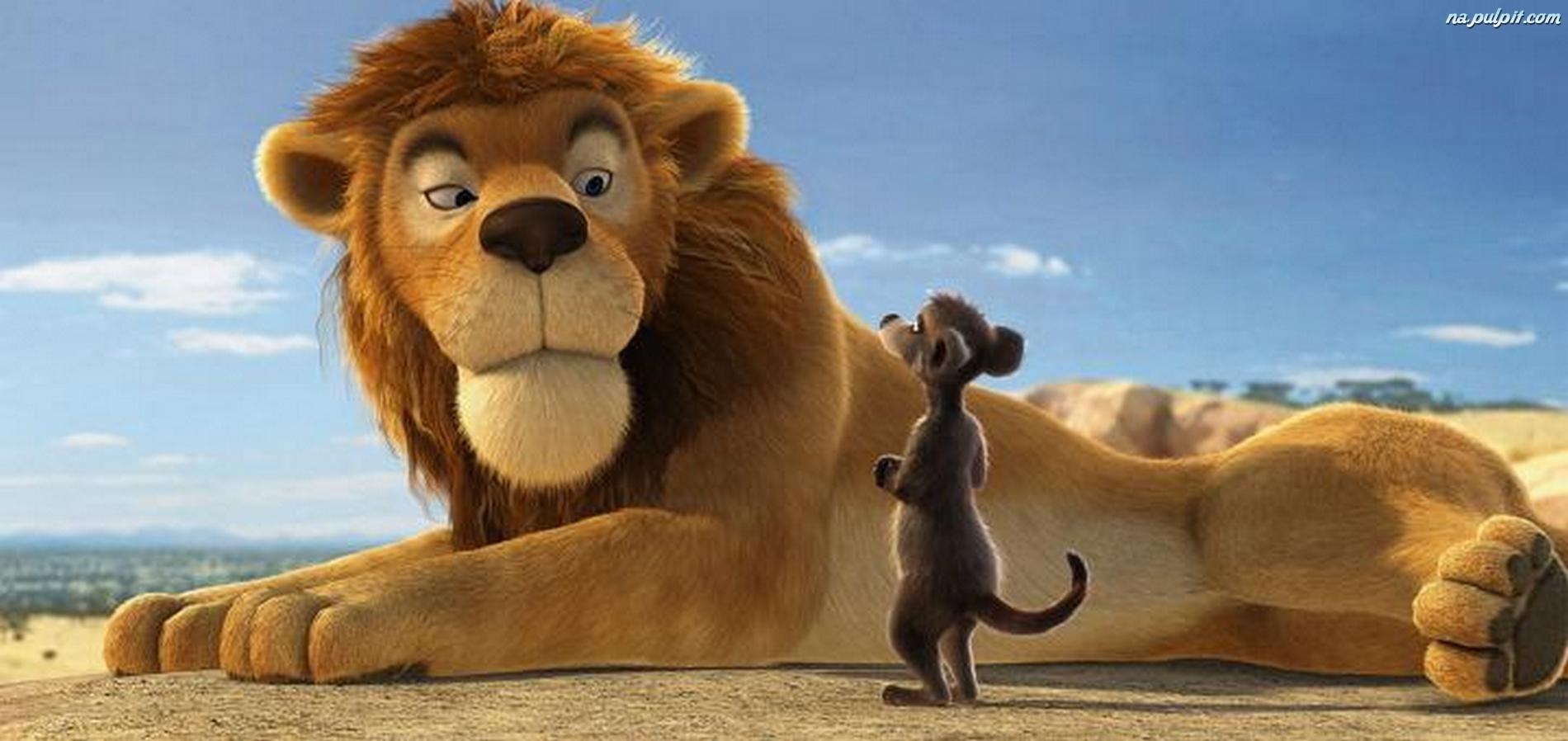 Safari 3D. Wykład z podstaw ekologii
