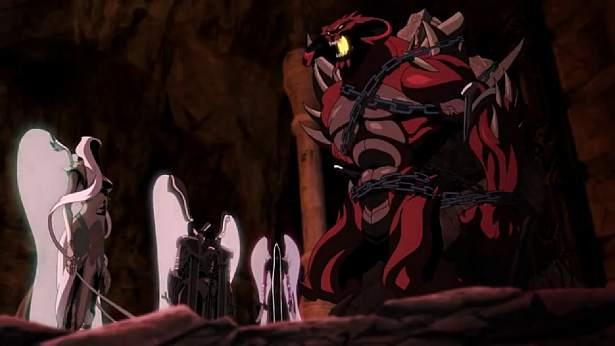Diablo III animacja