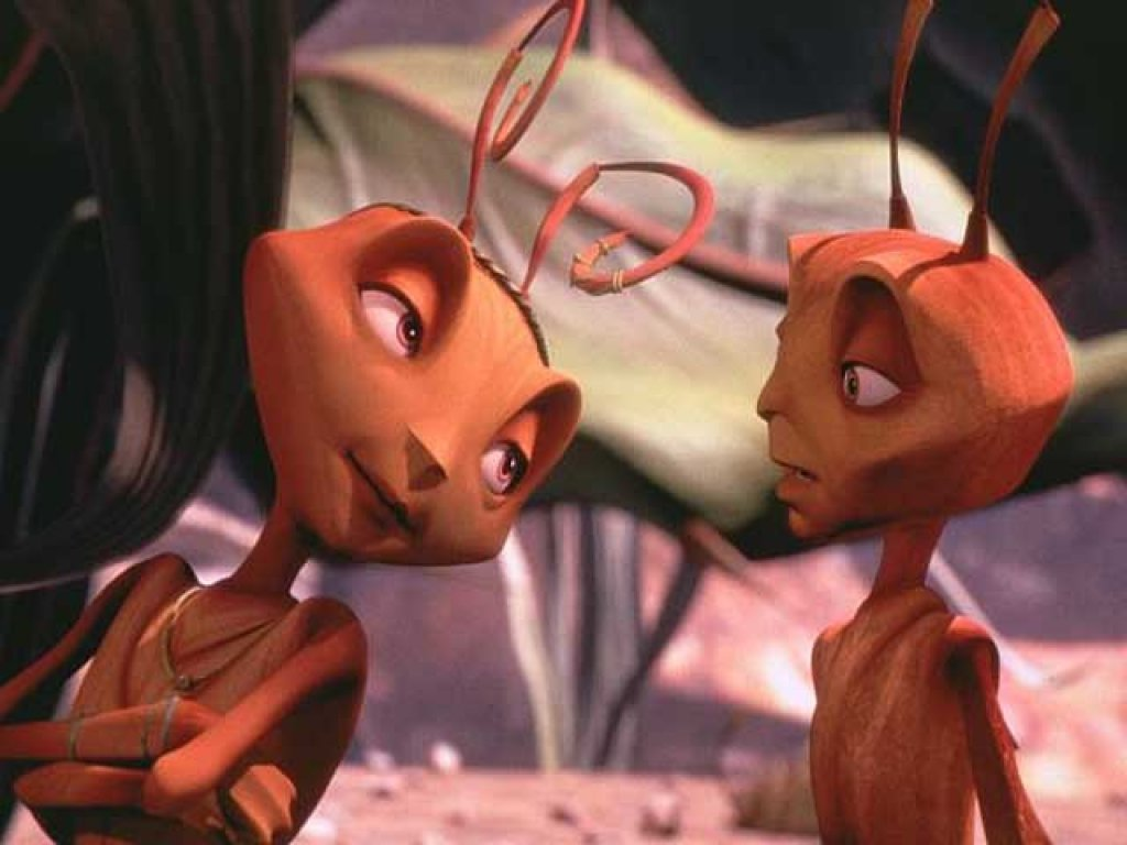Mrówka z problemami (DVD)