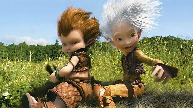 Artur i zemsta Luca Bessona