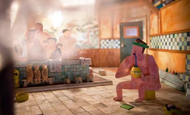 Gdy w saunie jest zbyt gorąco...