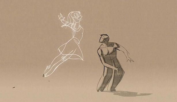 Taniec. Romantyczne