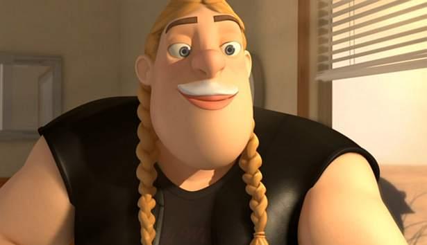 Masz wąsy kobieto!