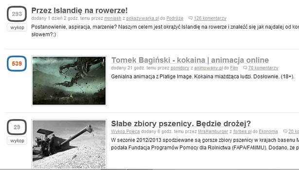 Wykop.pl - dziękujemy!