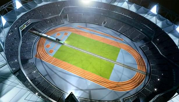Reklamując się Olimpiadą