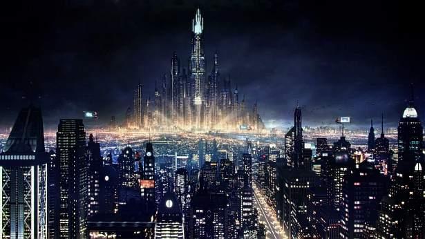 Uciekając z Metropolis