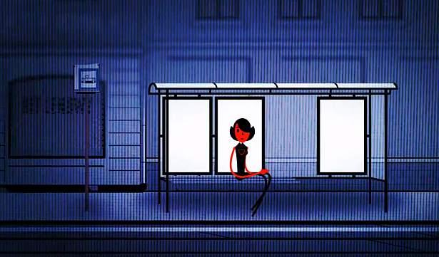 Czerwona suknia znaczy: śmierć