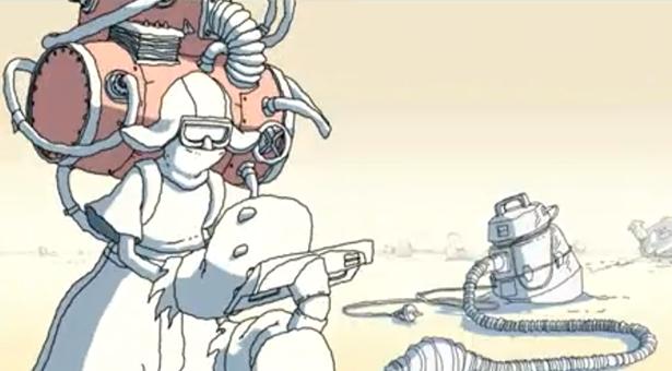 Wywiad: animacje Zbyszka Czapli