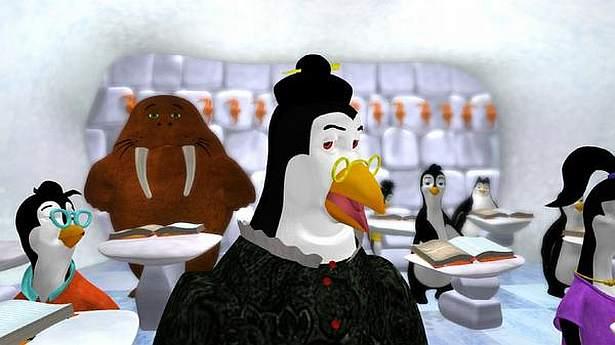 Pingwin Piper. Krótko mówiąc: beznadziejny