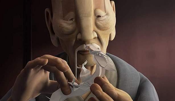 Origami jest z innego świata