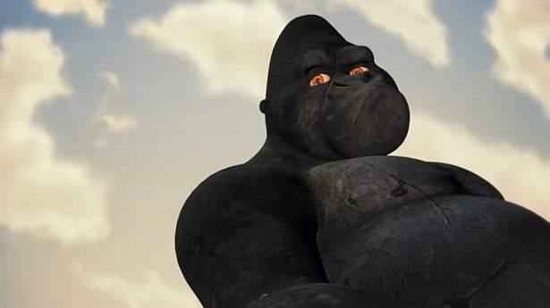 Małpi rozum? Bolesna sprawa