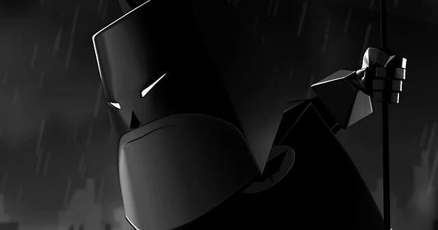 Troszkę inaczej o Batmanie