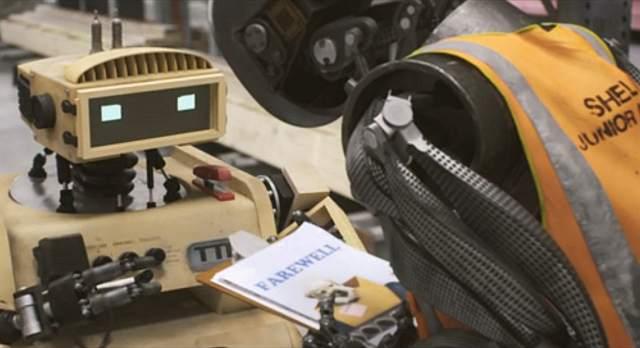 Zawodowe dylematy robotów