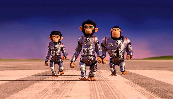 Małpy w kosmosie