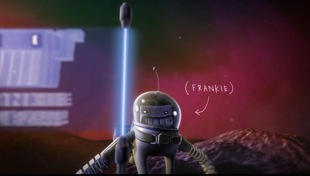 Frankie Zdobywca!
