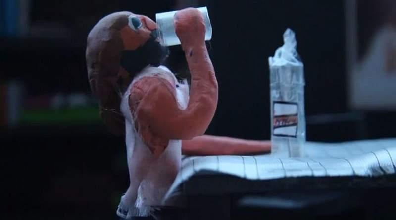 Plastelinowe pijaństwo