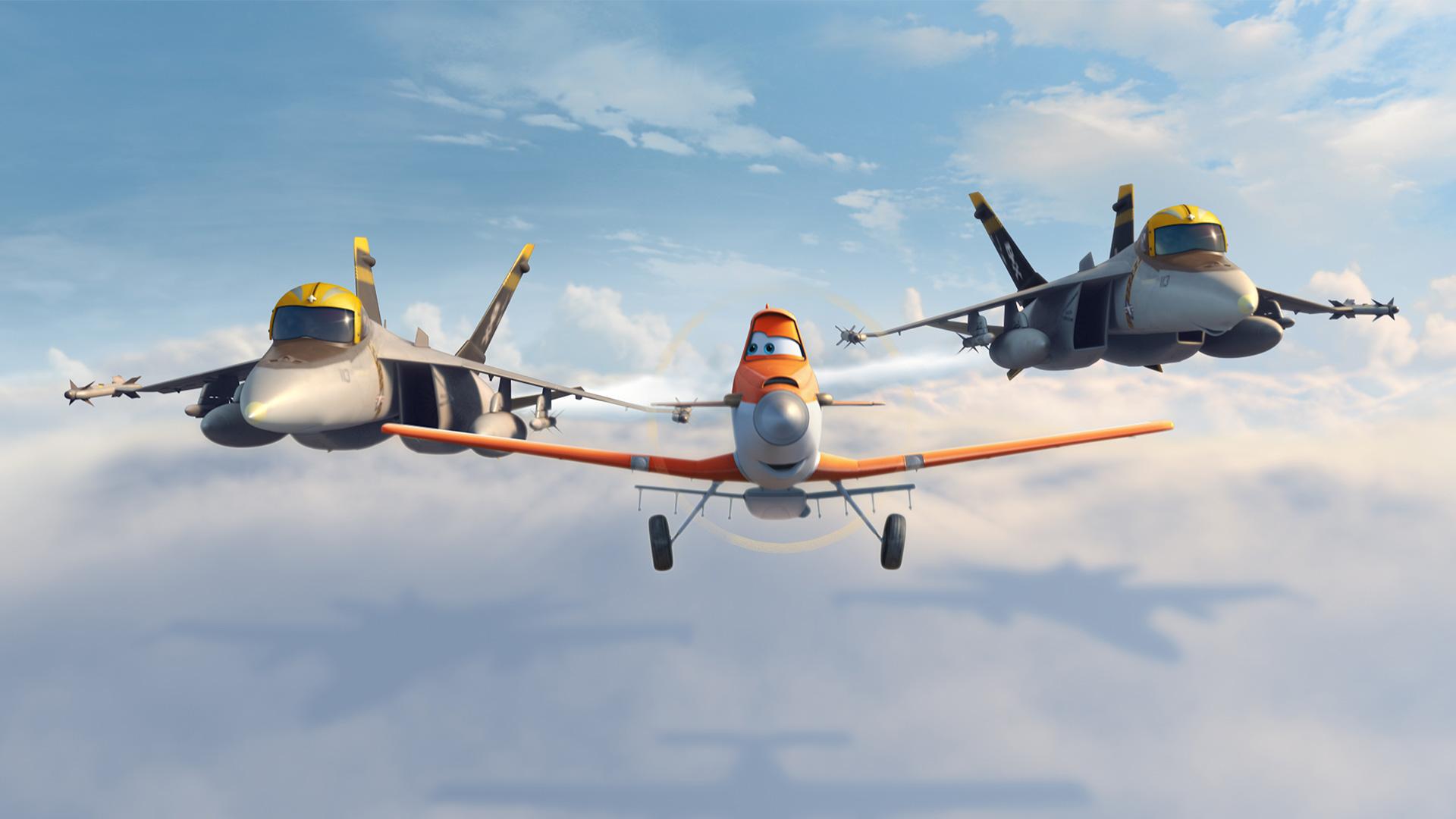 Samoloty. O niebo lepsze od