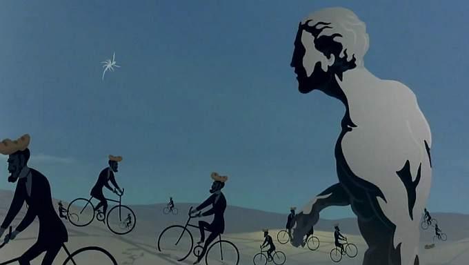 Walt Disney + Salvadore Dali = magiczna animacja