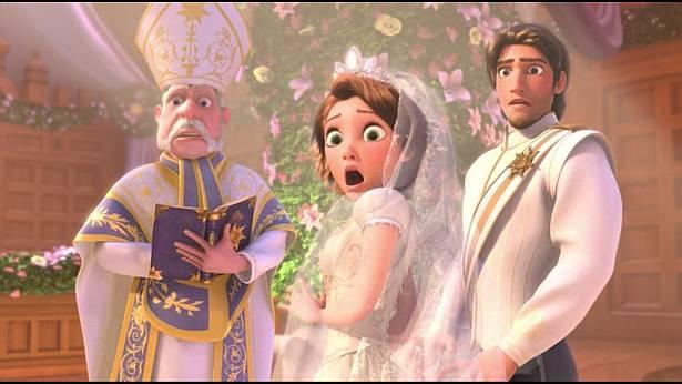 Ślubna zawierucha w królestwie Zaplątanych