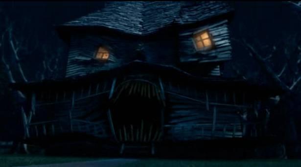 Co się kryje w nawiedzonym domu?