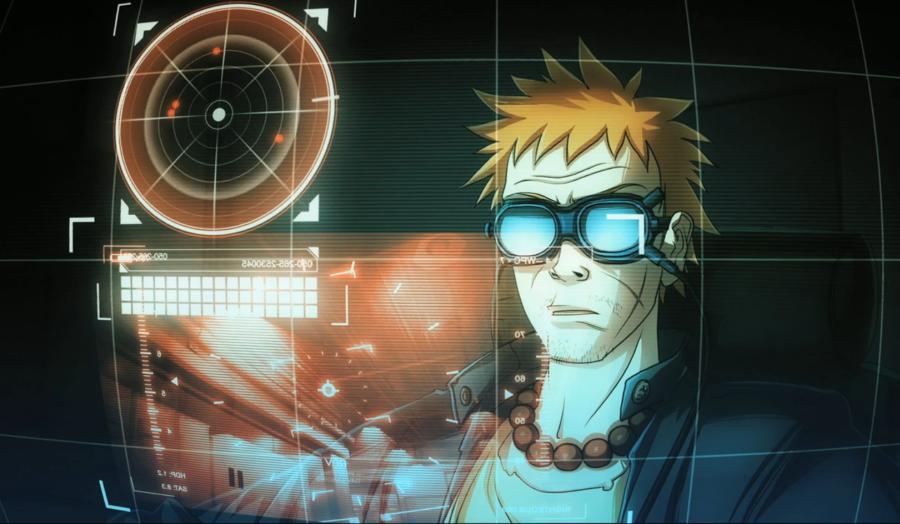 PostHuman - Colliculi Productions - animacja (cyberpunk)