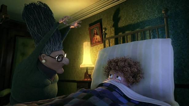 Śpiąca królewna w wersji Babci O'Grimm