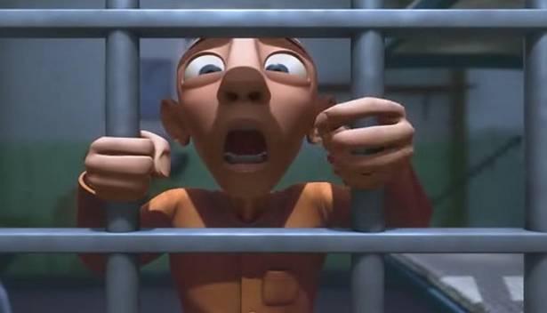 Jungle Jail