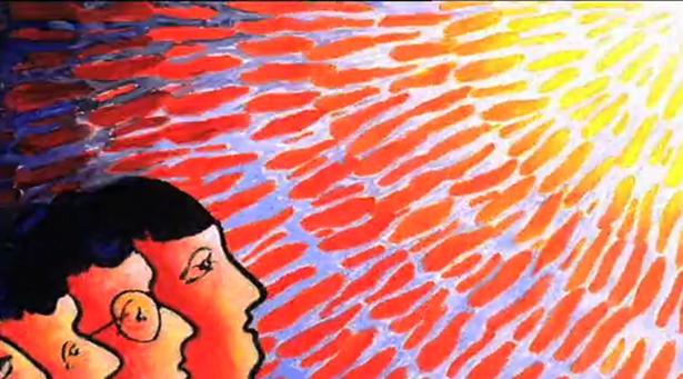 Charles Bukowski w animacji